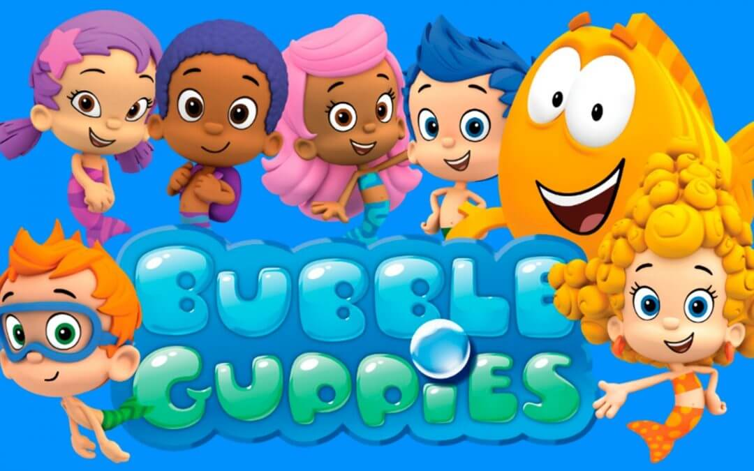 "Make a Splash with ""Bubble Guppies"" for Nintendo DS!"