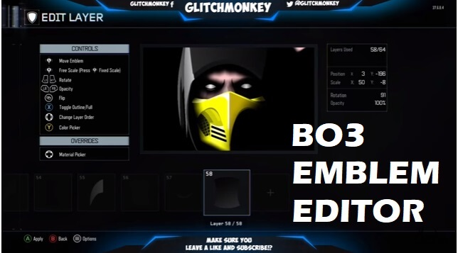 Black Ops 3 Emblem Guide
